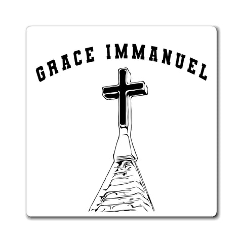 Grace Immanuel UCC Magnets