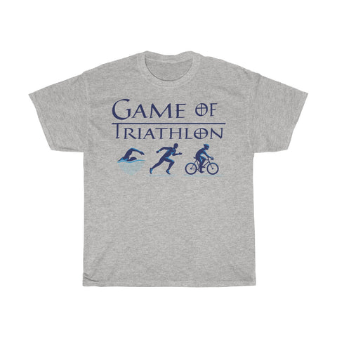 Game of Triathlon Tee