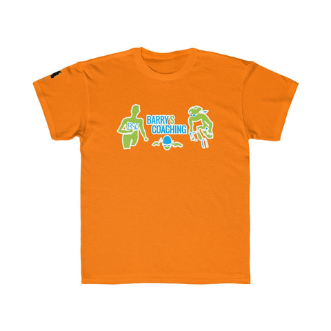 BarryS Coaching - Kids Regular Fit Tee