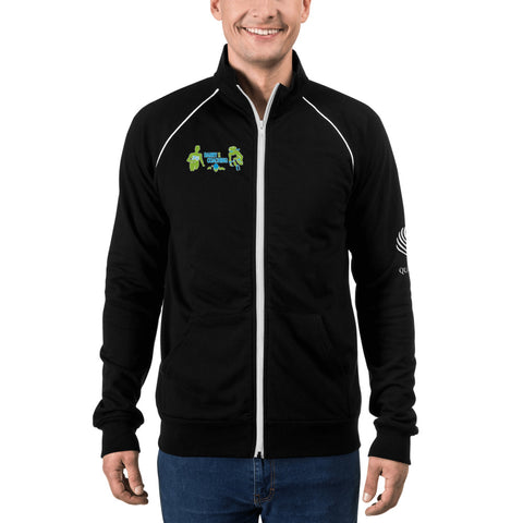BarryS Coaching - Piped Fleece Jacket