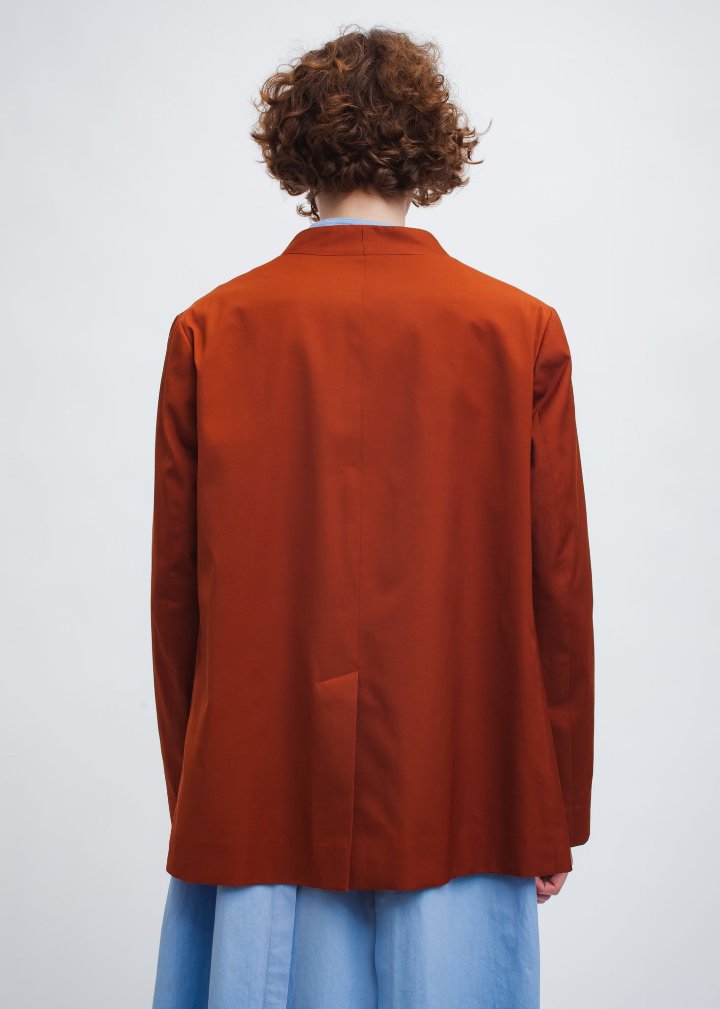 Omar Afridi A Jacket (Orange)