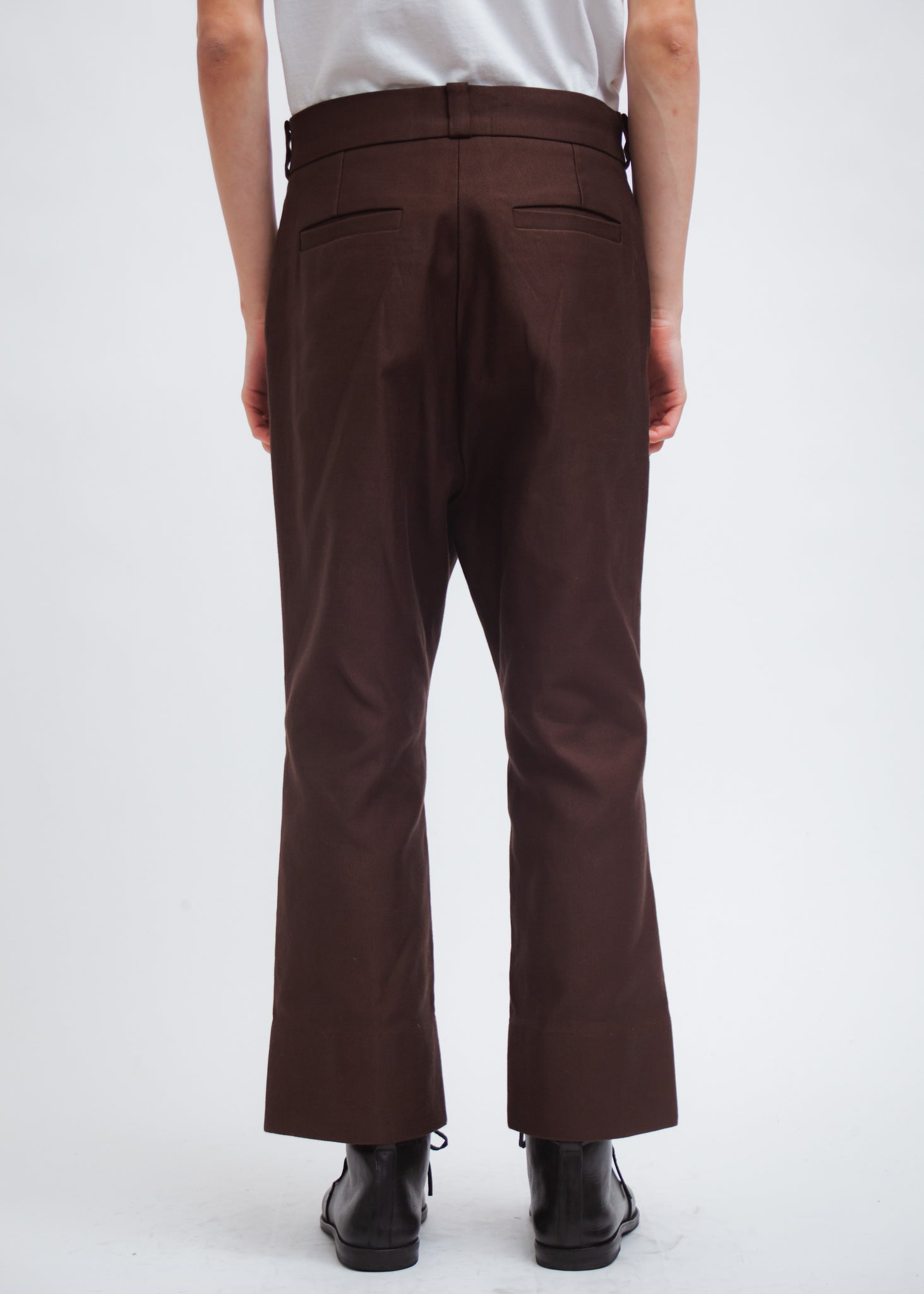 Omar Afridi Rover Trousers (German Brown)