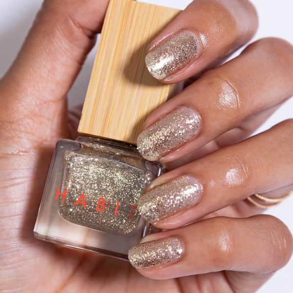 Habit Cosmetics Skincare Ingredient Infused Non-Toxic + Vegan Nail Polish in 31 Paris Is Burning