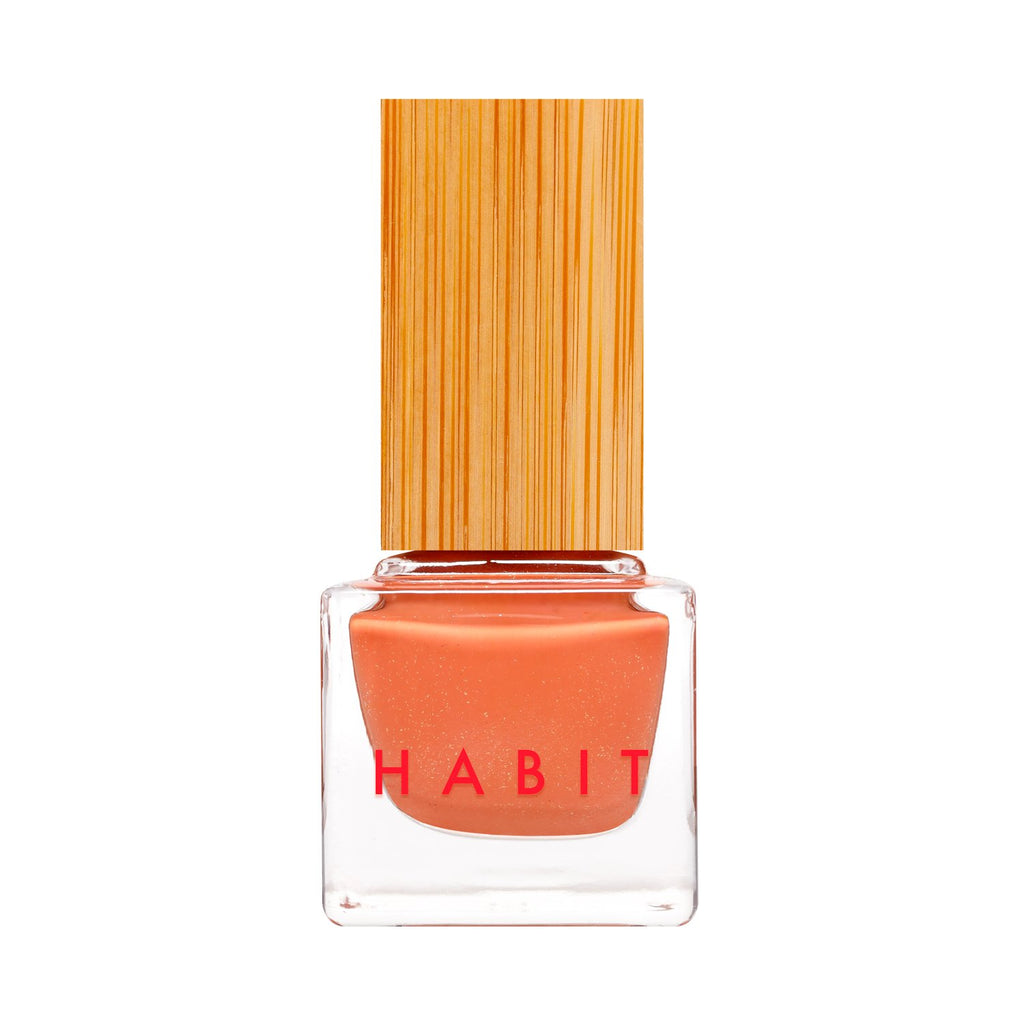 Habit Cosmetics Skincare Ingredient Infused Non-Toxic + Vegan Nail Polish in 63 Mimosa Mami