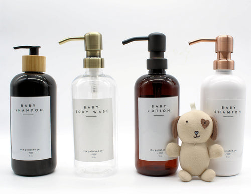 Plastic Bottle | Baby Products | Signature Collection