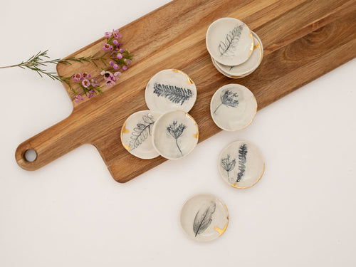 Botanical Ring Dish