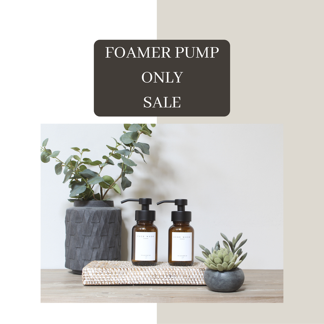 SALE | Foamer Pump Only