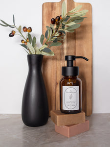 Foamer | Glass Bottle | French Modern Collection