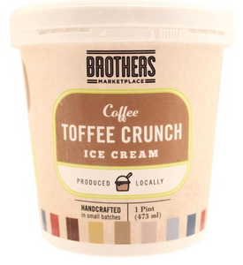 BMP ICE CREAM COFFEE TOFFEE CRUNCH