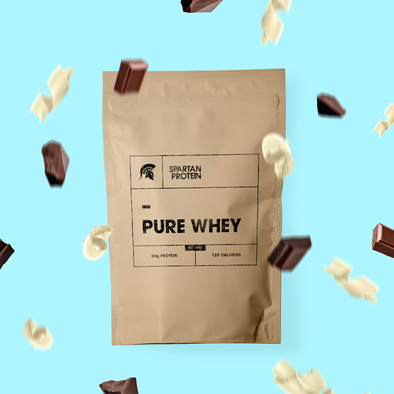 Real Fruit Pure Whey - Chocolate & Coconut