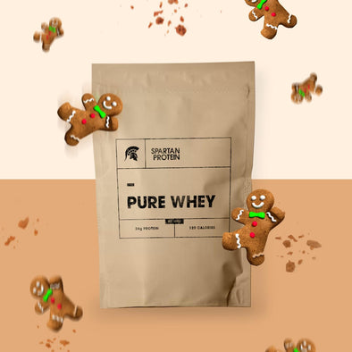 Limited Edition: Gingerbread Pure Whey