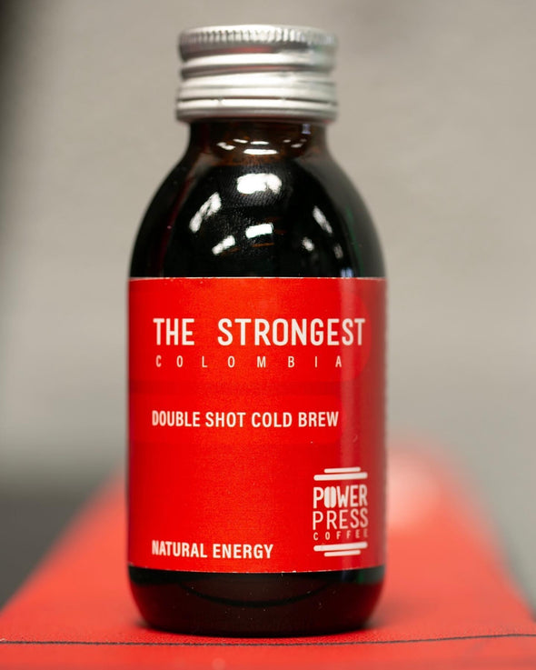 Power Press Coffee - The Strongest