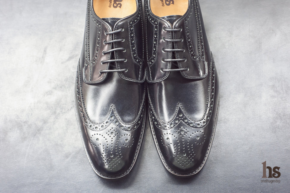 Wingtoe Derby Brogue