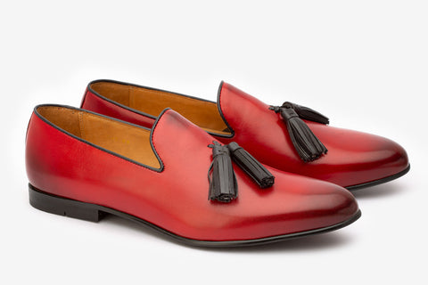 Tassel Loafer-R