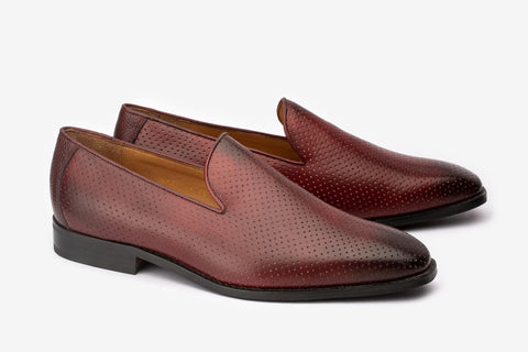 Perforated Slipon-Ox