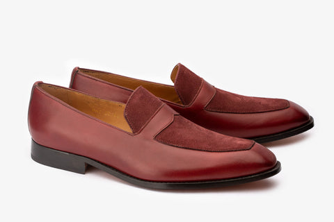 Twin Texture Loafer