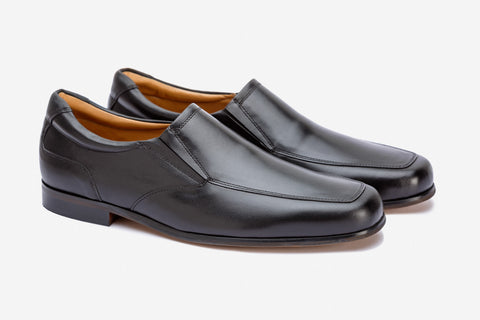 Elasticated Apron Loafer
