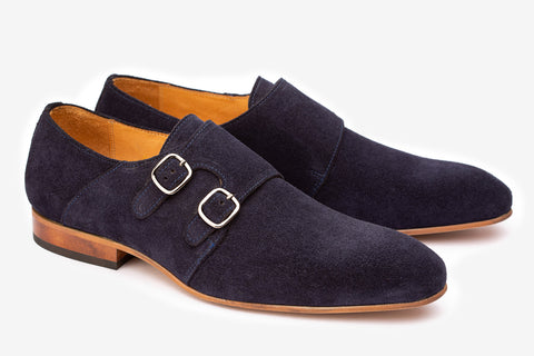 Suede Double Monk- N