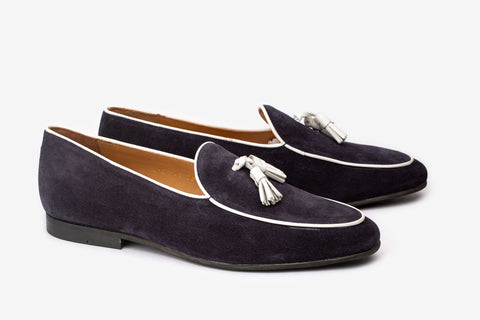 Belgian Loafer With Tassel-N