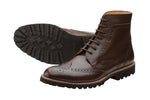 Light Weight Boots – Dark Brown