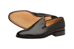LOAFER with MEDALLION – Black