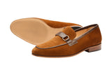 Apron Loafer With  Trims-CS
