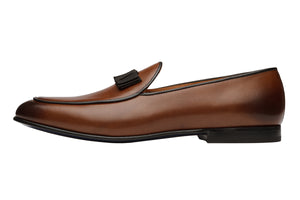 LOW HEEL BELGIAN LOAFER-CB