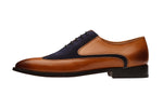 WINGTIP TWO TONE OXFORD-TNS