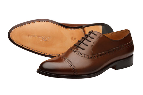TOECAP BROGUE OXFORD – MBR