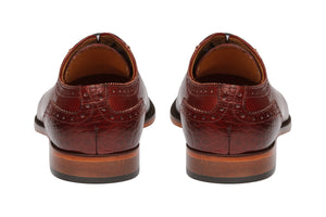 CROC WINGCAP TEXTURED OXFORD-OX