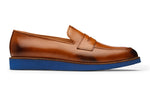 Penny Loafer with Cord Stitch on the vamp – T