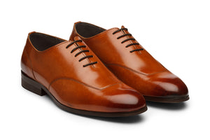 Austerity Brogue Oxford: T
