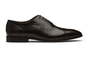 Quarter Brogue Oxford:B