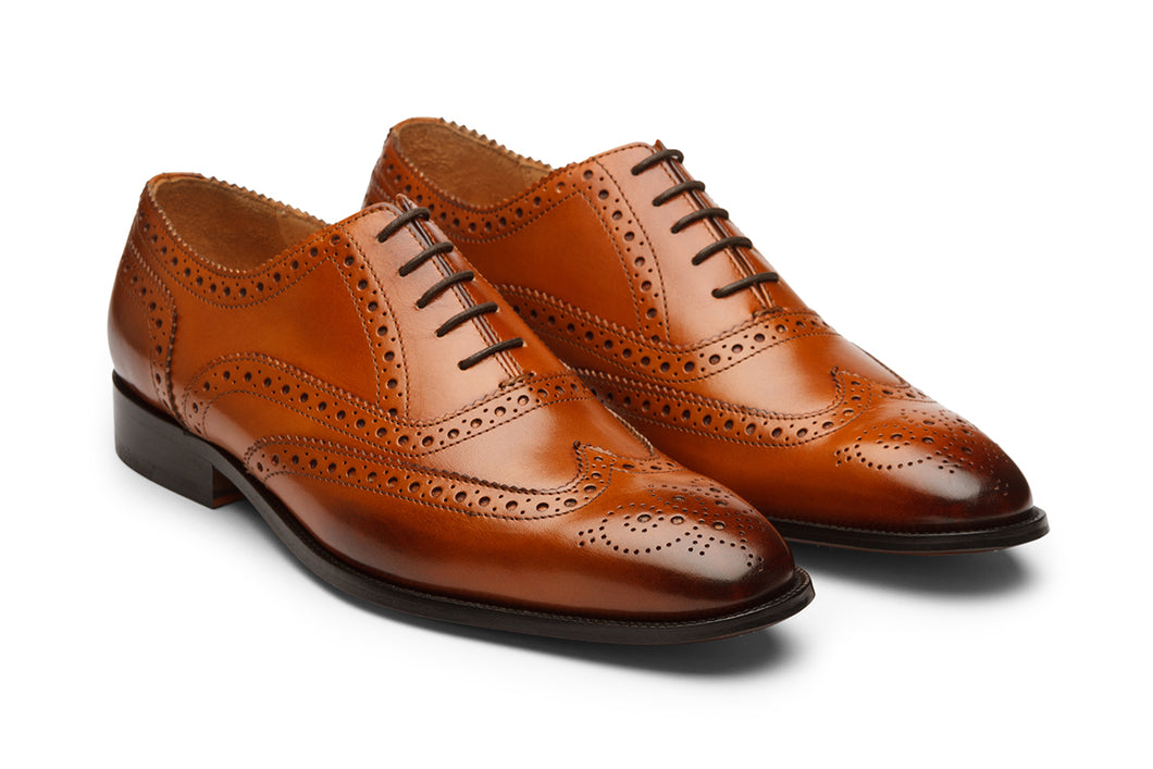 Wingtip Oxford Classic– T