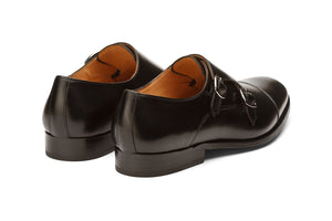 Toecap Double Monks -B