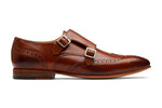 WINGCAP BROGUE DOUBLE MONK -C