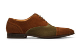 Toe Cap Oxford -C