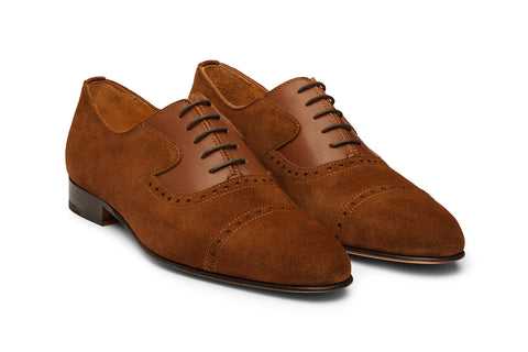 Toecap With Oxford -CMBR