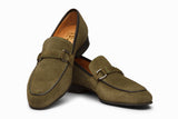Apron Loafer With Trims-O
