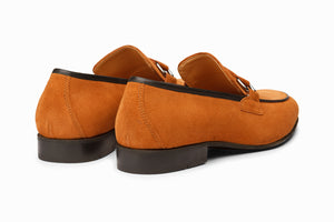 Apron Loafer With Trims-T