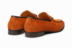 Apron Loafer With Trims-Br