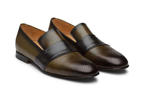 Perforation Band Loafer