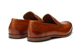Apron Brogue Splite toe & Saddle Loafer -C