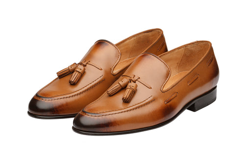 Tassel Loafer-T