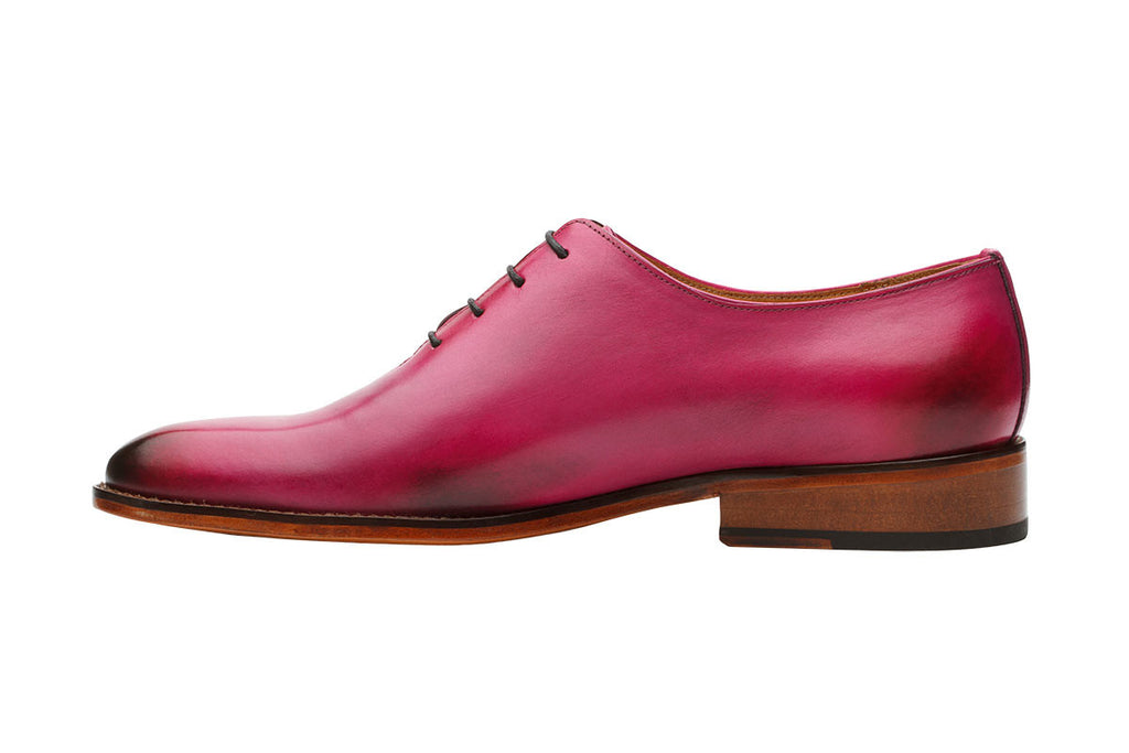 Whole Cut Oxford - Pink