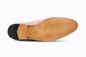 TOECAP OXFORD-TAN