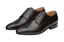 Load image into Gallery viewer, Brogue Derby  With  Medallion-B