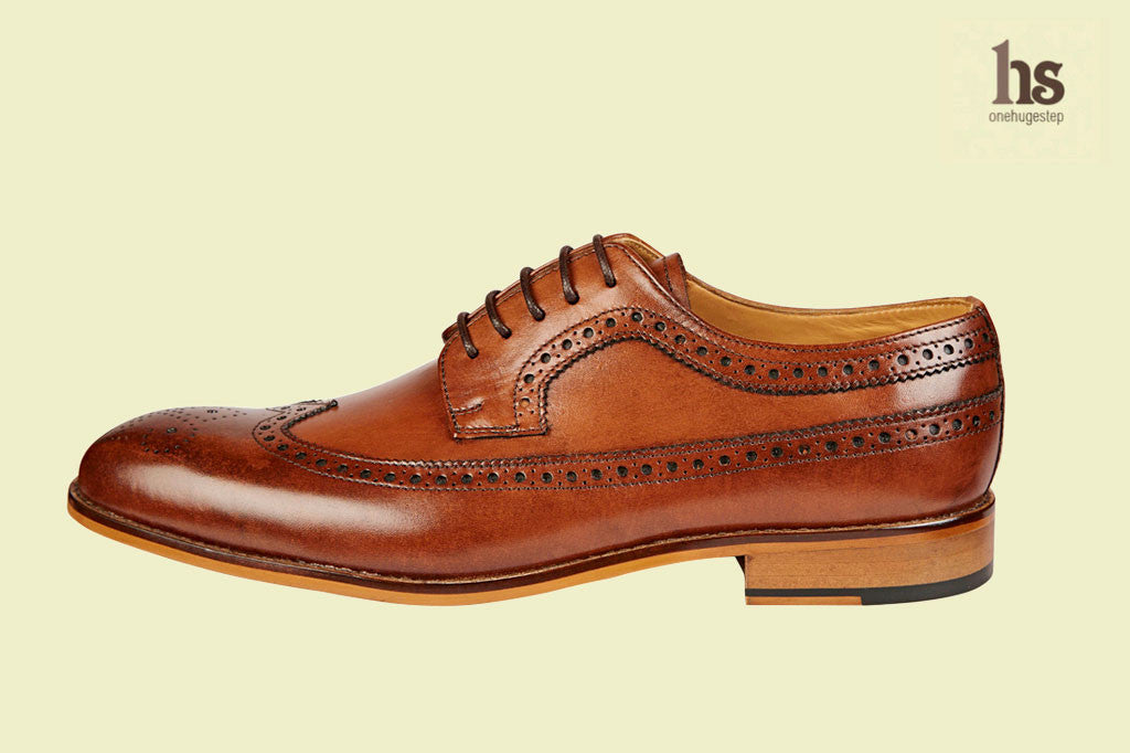 Longwing Derby Brogue