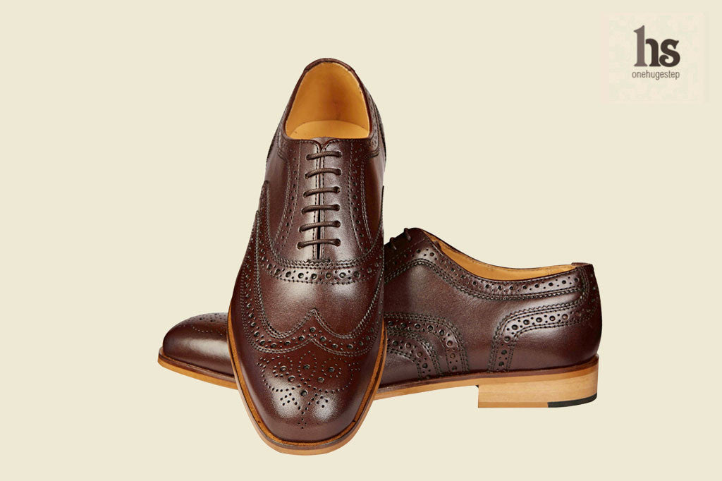237954ae727 Wingcap Oxford Brogue Classic – OneHugeStep