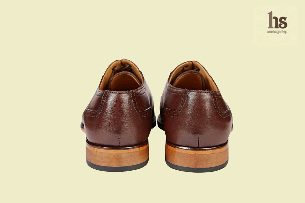 Toecap Brogue Oxford
